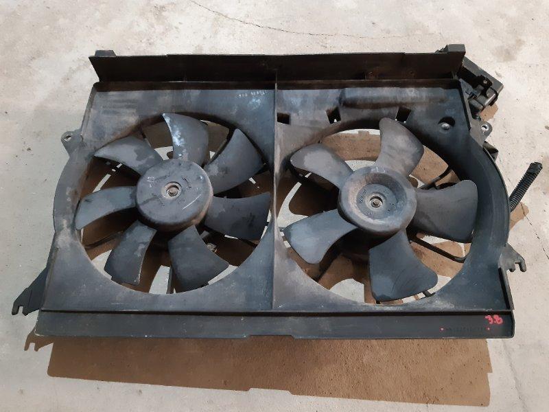 Диффузор вентилятора Toyota Avensis 2 УНИВЕРСАЛ 2.0 2007 (б/у)