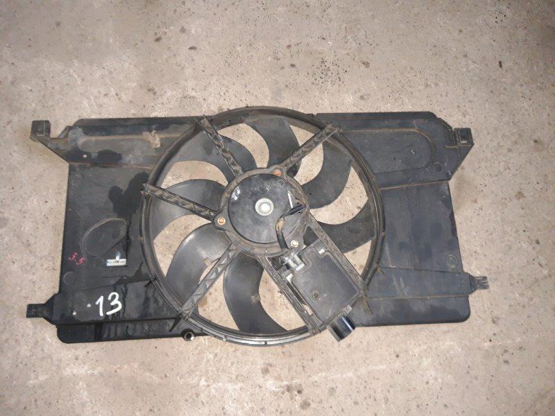 Диффузор вентилятора Ford Focus 2 05-07 1 (б/у)