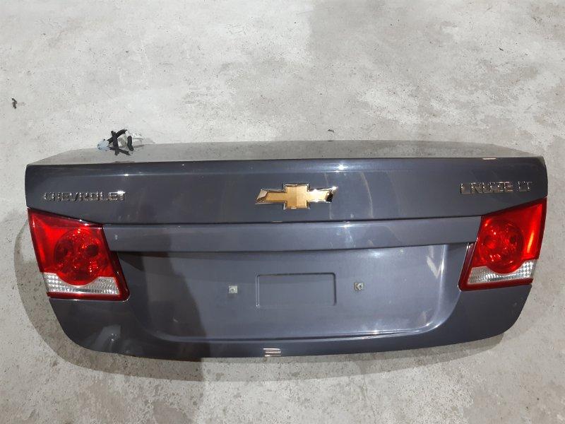 Крышка багажника Chevrolet Cruze 1.8 F18D4 2012 (б/у)