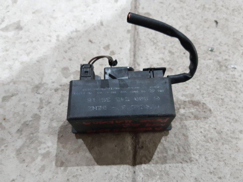 Реле накала Mercedes-Benz Vito W639 646980 2007 (б/у)