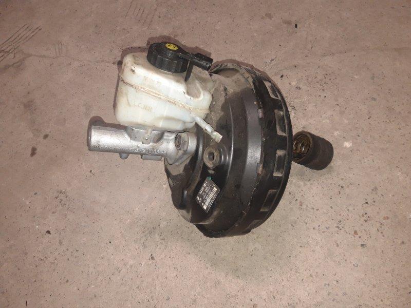 Усилитель тормозов вакуумный Audi Q7 3.0 BUG 2007 (б/у)