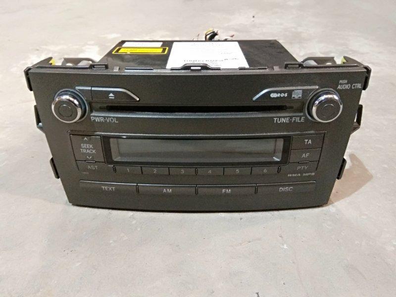 Магнитола Toyota Auris 1ZR (б/у)