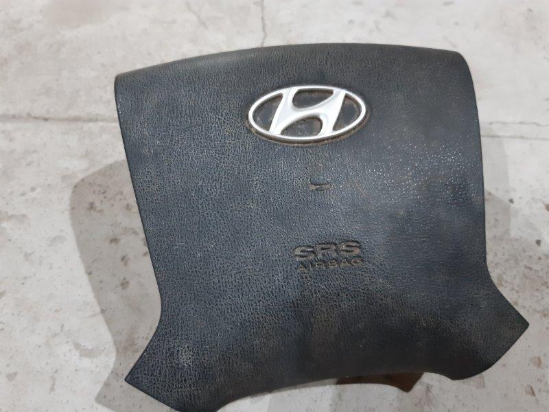 Подушка безопасности в руль Hyundai Starex H1 D4CB 2008 (б/у)
