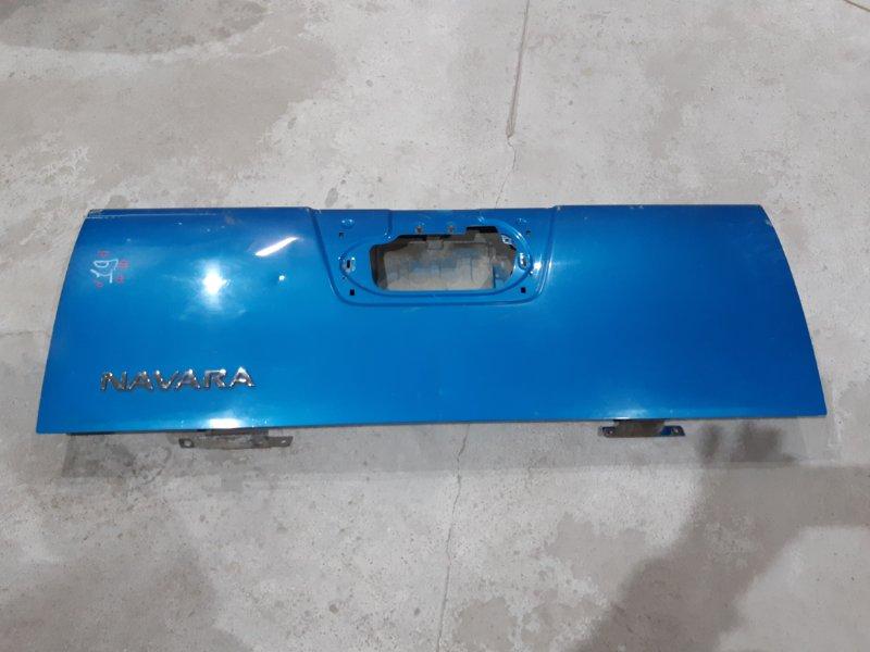 Борт Nissan Navara D40 YD25 2007 (б/у)
