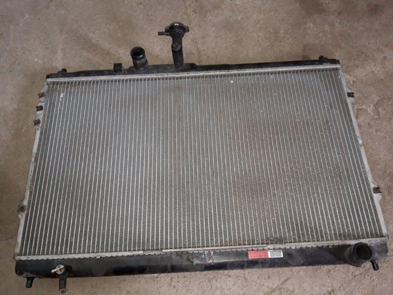 Радиатор основной Hyundai Starex H1 D4CB 2008 (б/у)
