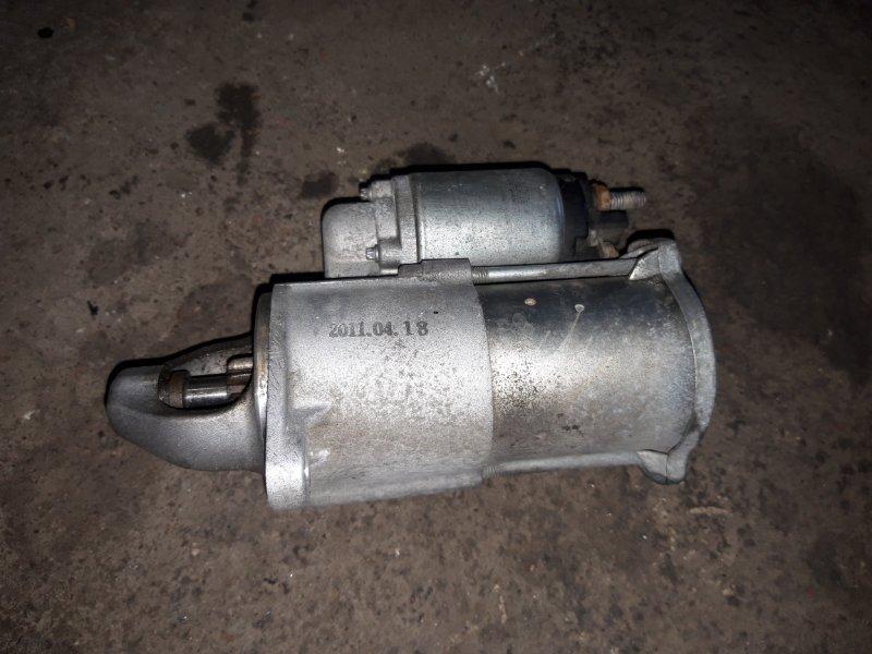 Стартер Chevrolet Cruze ХЕТЧБЭК 1.6 F16D4 2011 (б/у)