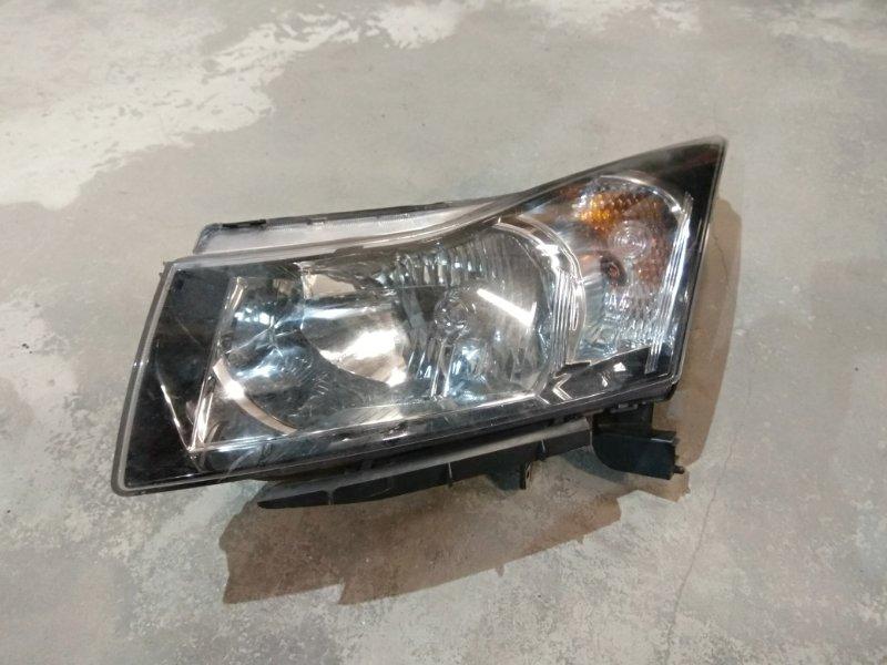 Фара Chevrolet Cruze ХЕТЧБЭК 1.6 F16D4 2011 левая (б/у)