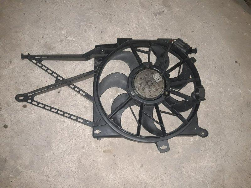 Диффузор вентилятора Opel Astra H УНИВЕРСАЛ Z18XE 1.8 2005 (б/у)