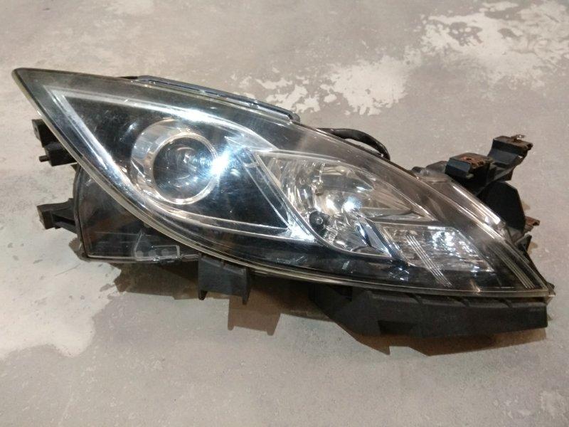 Фара Mazda 6 Gh ХЕТЧБЭК LF 2008 правая (б/у)