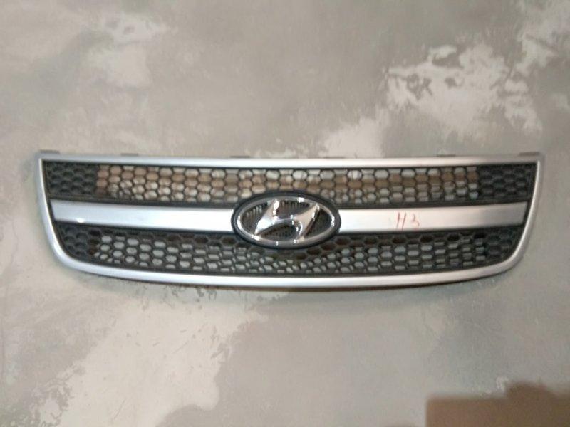 Решетка радиатора Hyundai Starex H1 D4CB 2008 (б/у)