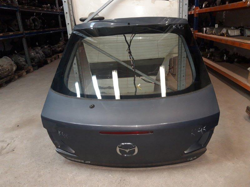 Крышка багажника Mazda 6 Gh ХЕТЧБЭК LF 2008 (б/у)