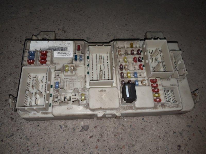 Блок предохранителей салонный Ford Focus 2 08-11 (б/у)