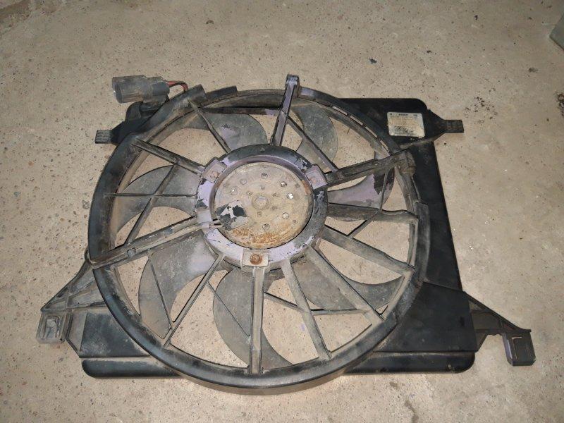 Диффузор вентилятора Ford Focus 2 05-07 (б/у)