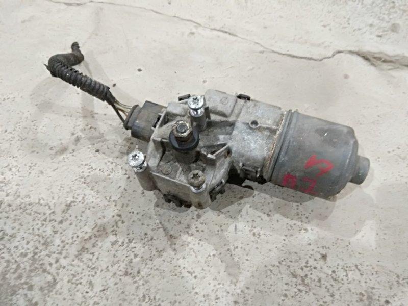 Моторчик стеклоочистителя Ford Focus 2 08-11 УНИВЕРСАЛ 1.8 2010 (б/у)