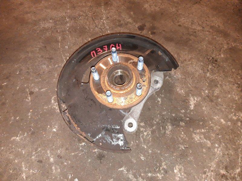 Кулак поворотный Chevrolet Cruze ХЕТЧБЭК 1.6 F16D4 2011 передний правый (б/у)