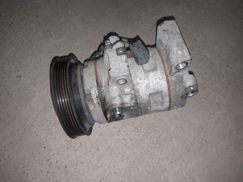 Компрессор кондиционера Mazda 6 Gh ХЕТЧБЭК LF 2008 (б/у)