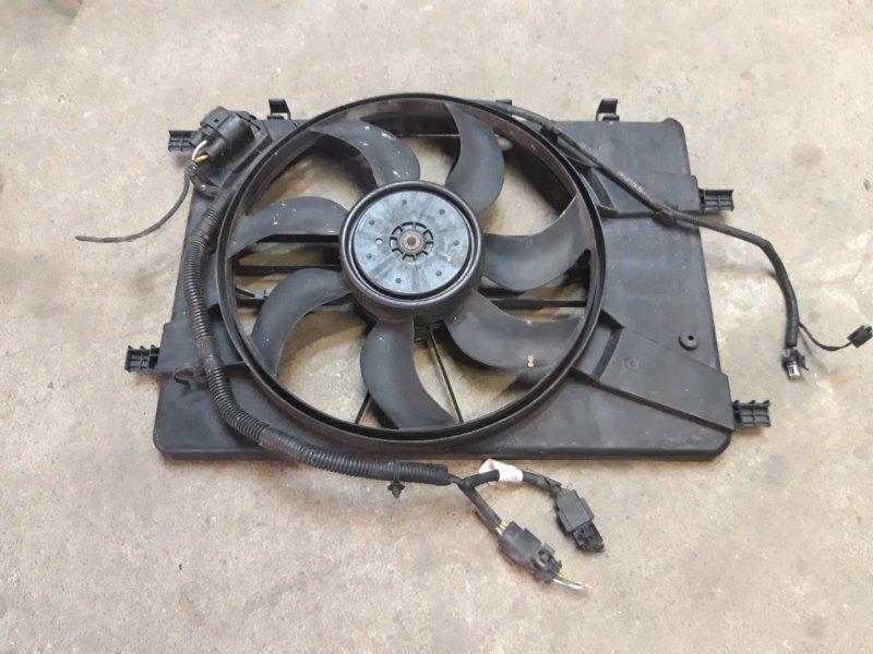 Диффузор вентилятора Chevrolet Orlando 1.8 F18D4 2011 (б/у)