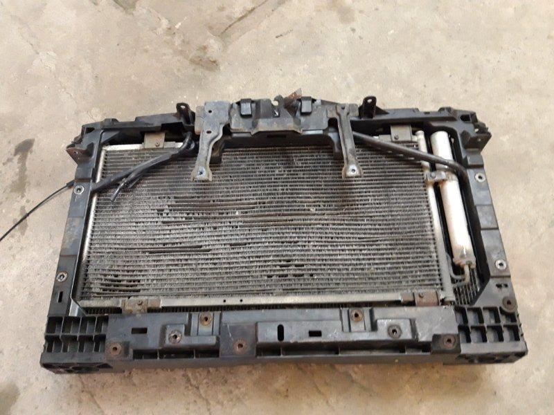 Кассета радиаторов Mazda 6 Gh ХЕТЧБЭК LF 2008 (б/у)