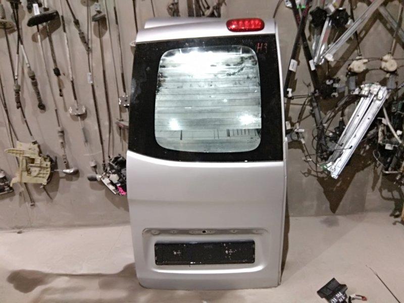 Дверь багажника Hyundai Starex H1 D4CB 2008 левая (б/у)