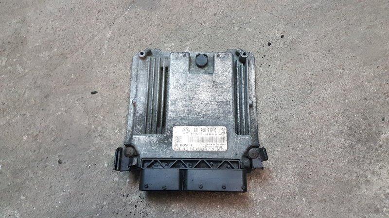 Блок управления двигателем Volkswagen Crafter 2 2012 (б/у)