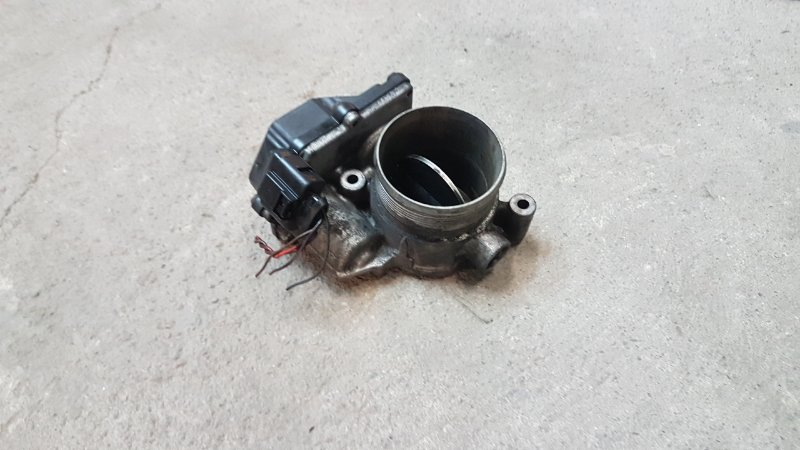 Заслонка дроссельная Volkswagen Crafter 2 2012 (б/у)