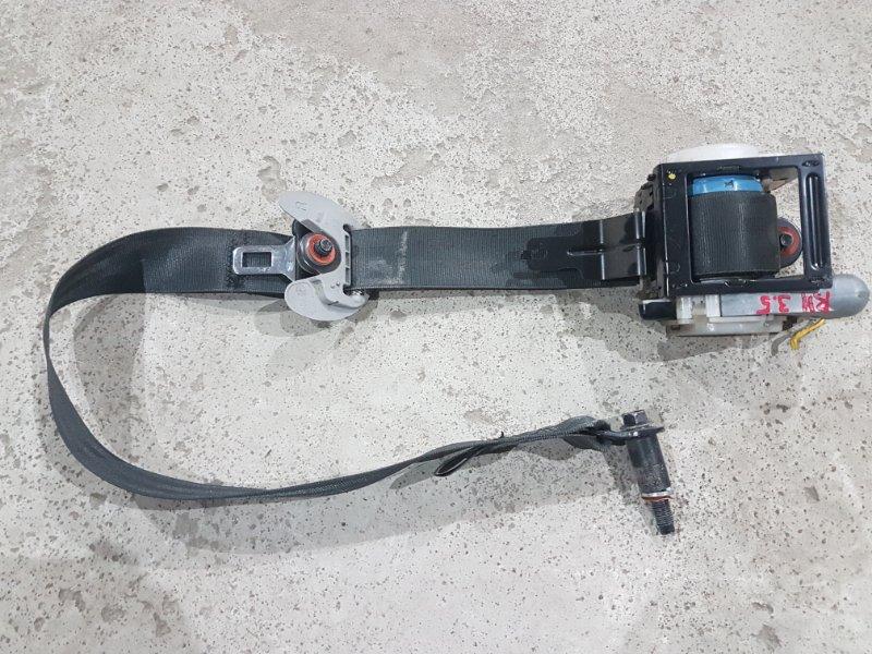 Ремень безопасности Hyundai Starex H1 D4CB 2008 правый (б/у)