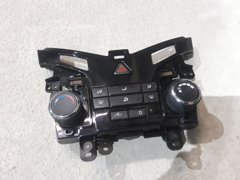 Блок управления кондиционером Chevrolet Cruze ХЕТЧБЭК 1.6 F16D4 2011 (б/у)