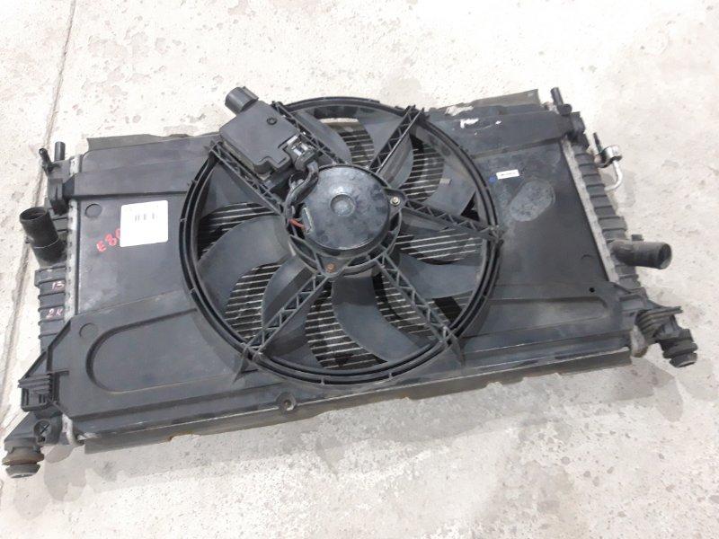 Диффузор вентилятора Ford Focus 2 05-07 1.6 2006 (б/у)