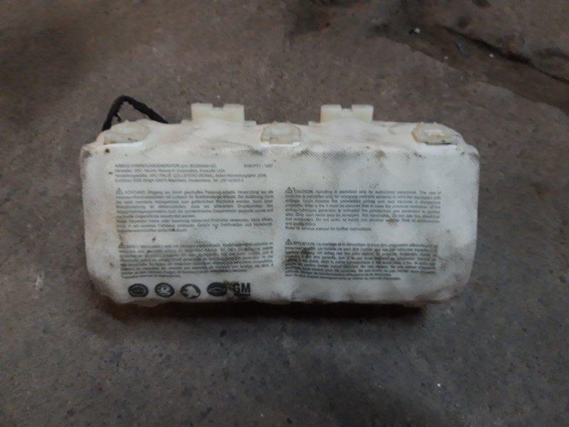 Подушка безопасности в торпедо Opel Astra H УНИВЕРСАЛ Z18XE 1.8 2005 (б/у)