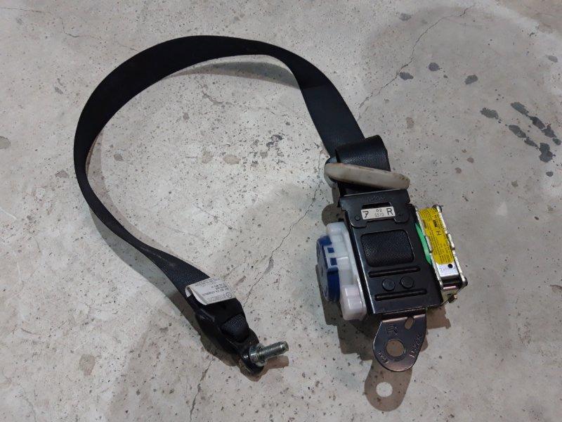 Ремень безопасности Mazda 6 Gh ХЕТЧБЭК LF 2008 правый (б/у)