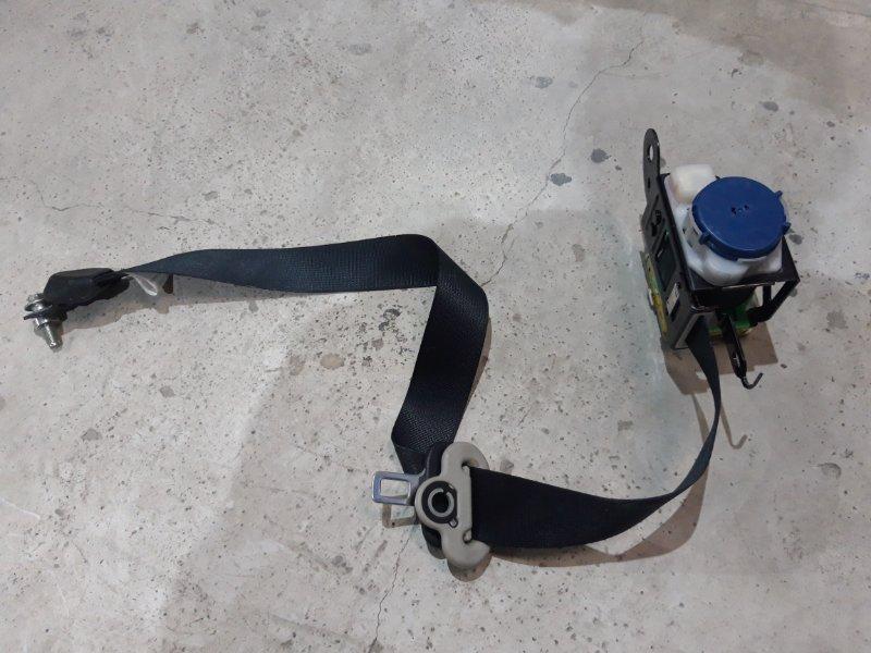 Ремень безопасности Mazda 6 Gh ХЕТЧБЭК LF 2008 левый (б/у)