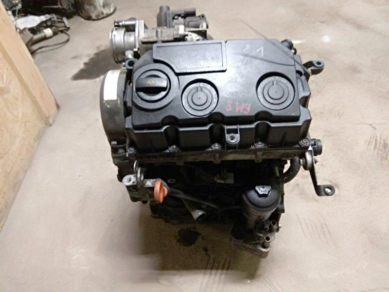Двигатель Volkswagen Passat B6 BMM 2007 (б/у)