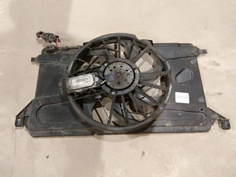 Диффузор вентилятора Ford Focus 2 08-11 ТД 2.0 (б/у)
