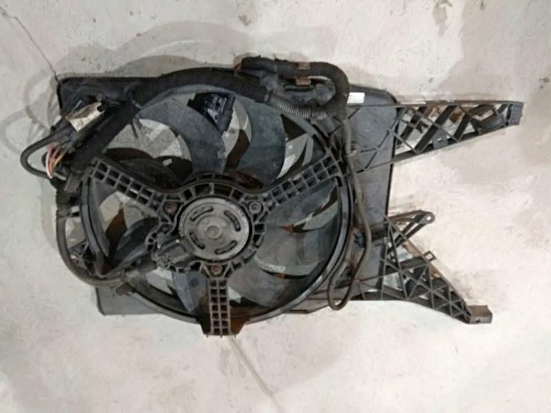 Диффузор вентилятора Opel Corsa D 1.3 TD (б/у)