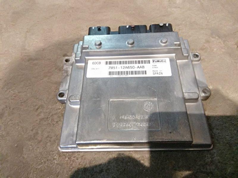 Блок управления двигателем Ford Focus 2 05-07 1.8 (б/у)