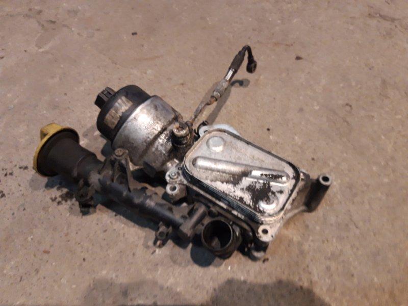 Корпус масляного фильтра Opel Corsa D 1.3 TD (б/у)