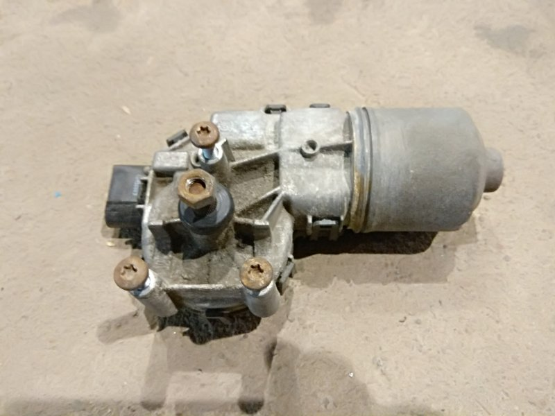 Моторчик стеклоочистителя Ford Focus 2 05-07 (б/у)