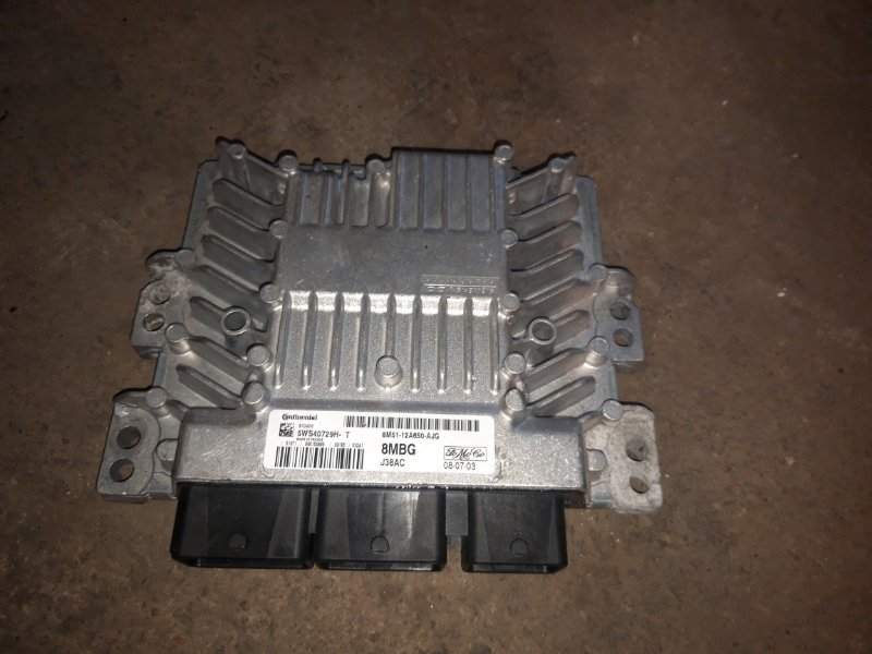 Блок управления двигателем Ford Focus 2 08-11 ТД 2.0 (б/у)