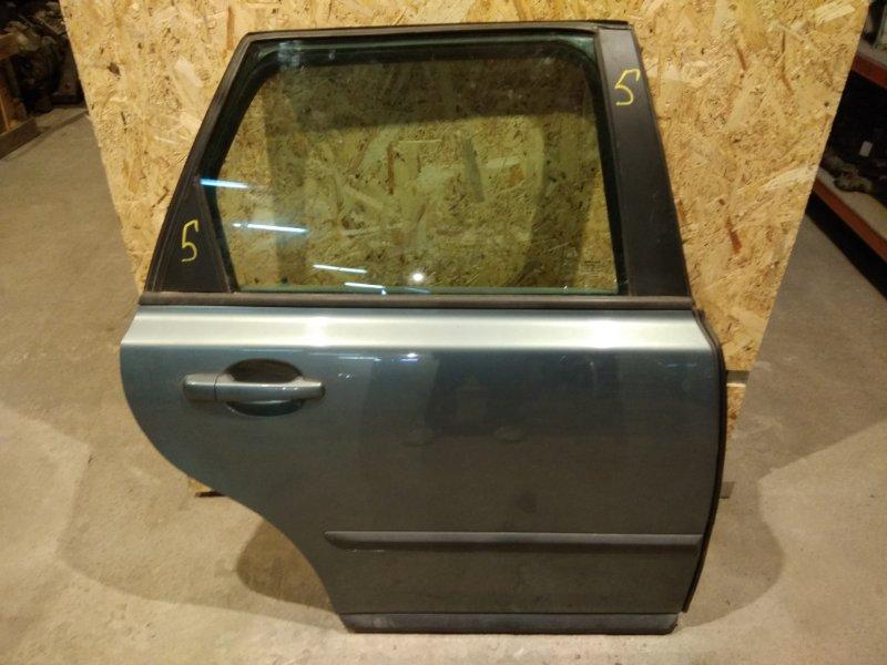 Дверь Volvo V50 задняя правая (б/у)