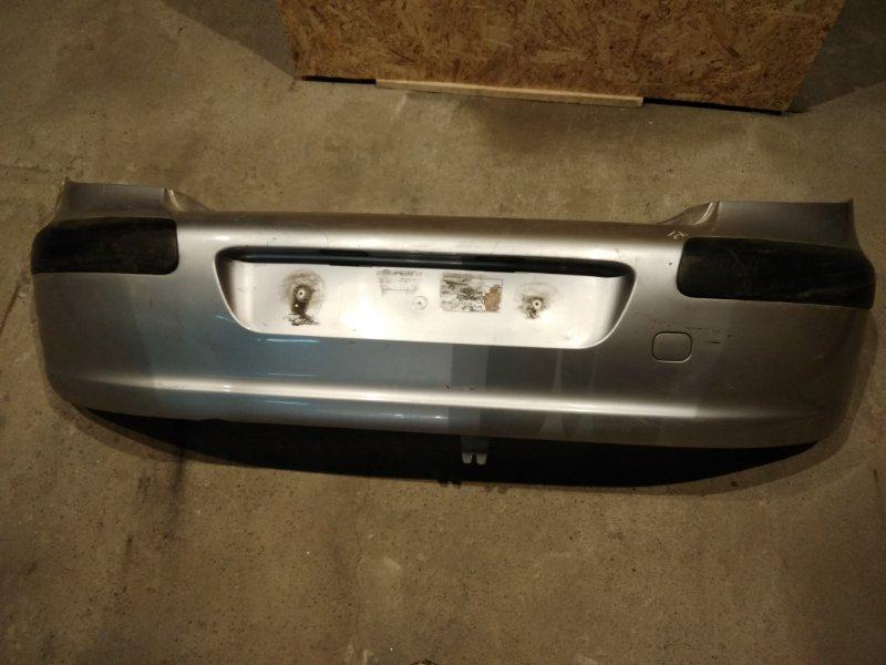 Бампер Peugeot 307 ХЕТЧБЭК задний (б/у)