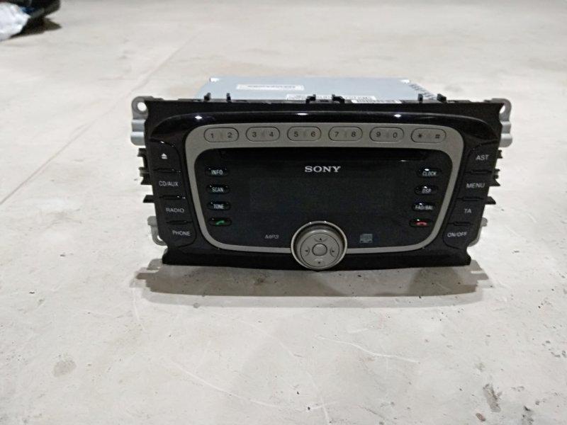 Магнитола Ford Focus 2 08-11 (б/у)