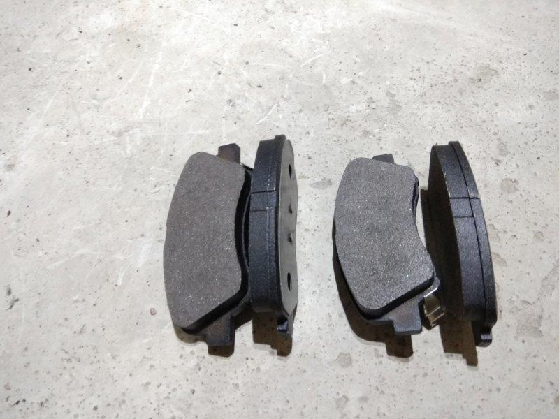 Тормозные колодки Hyundai Solaris (б/у)