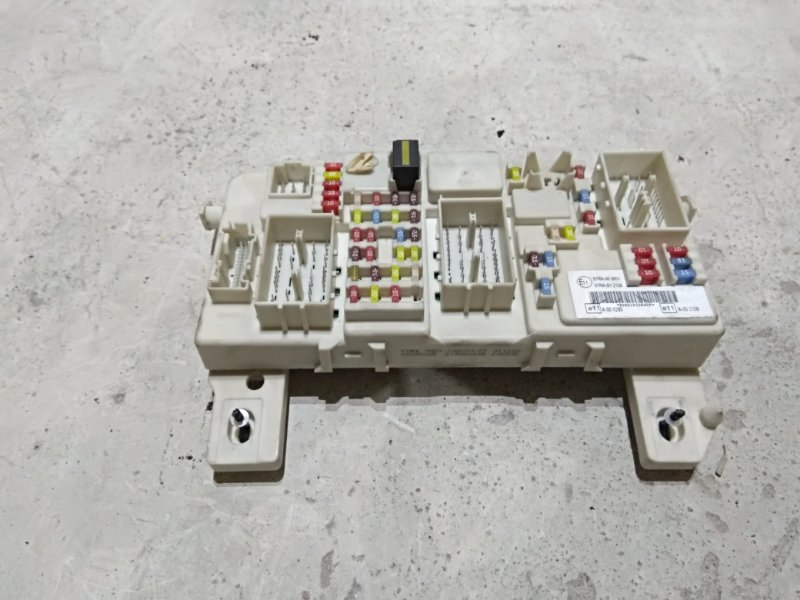 Блок предохранителей салонный Ford C-Max 2 2006 (б/у)