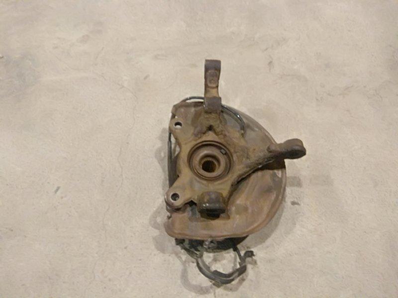 Кулак поворотный Mitsubishi Colt Z3 1 2006 правый (б/у)