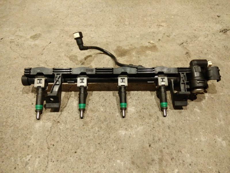 Топливная рампа Ford Focus 2 05-07 (б/у)