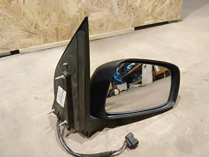 Зеркало Nissan Navara 2007 правое (б/у)