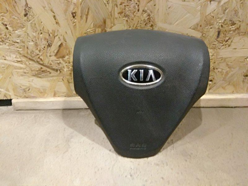 Подушка безопасности в руль Kia Rio 2 2006 (б/у)