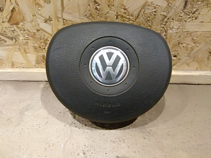 Подушка безопасности в руль Volkswagen Touran 2004 (б/у)