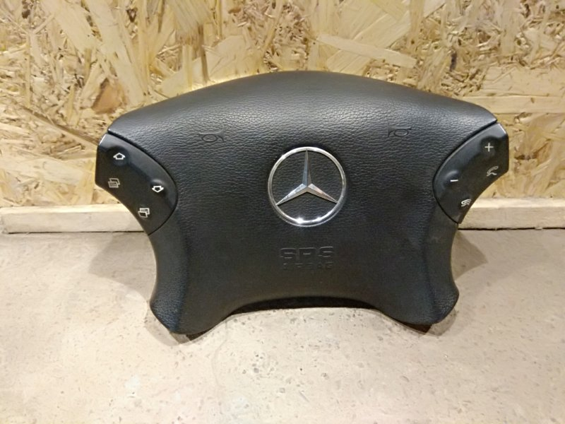 Подушка безопасности в руль Mercedes-Benz W203 2003 (б/у)