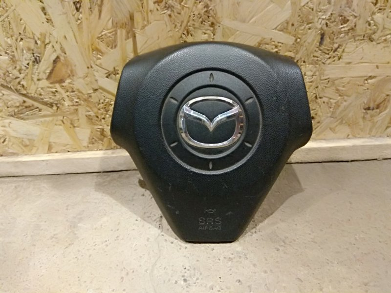 Подушка безопасности в руль Mazda 3 Bk 2007 (б/у)
